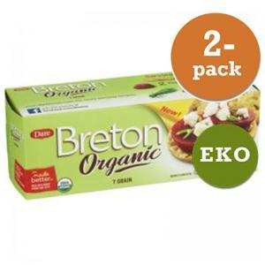 Breton EKO 7 Spannmål 2x150g Dare