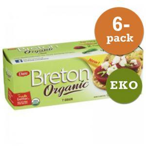 Breton EKO 7 Spannmål 6x150g Dare
