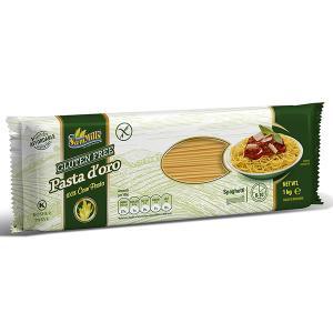 Spaghetti Glutenfri 2x1kg Pasta D´oro