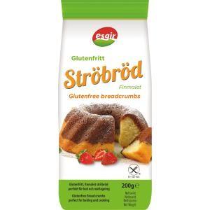 Ströbröd Glutenfri 12x200g Esgir