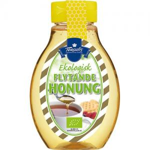 Honung Ekologisk Flytande 15x350ml Törsleff´s