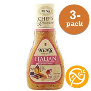 Italian Dressing Kens 3x267ml