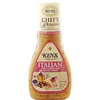 Italian dressing kens 9x267ml