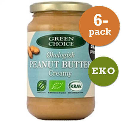 green choice peanut butter