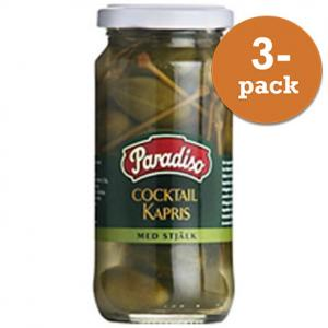 Kapris Cocktail Paradiso 3x250g