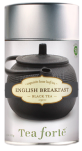 Te English Breakfast, Eko 1x100g Tea Forté KORT HÅLLBARHET