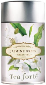 Grönt Te Jasmine Green, Eko 1x100g Tea Forté KORT HÅLLBARHET