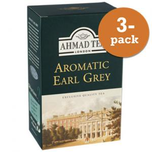 Te Earl Grey Aromatic 3x500g Ahmad