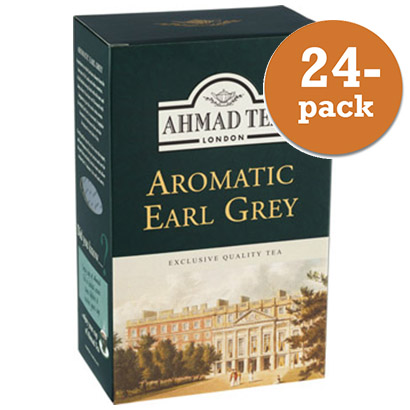 Te Earl Grey Aromatic 24x500g Ahmad