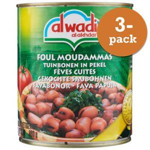Favabönor 3x860g Al Wadi
