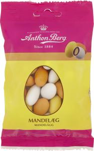 MANDELÄGG 12x80G Anthon Berg