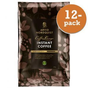 Kaffe Instant Coffee 12x250g Krav Arvid Nordquist