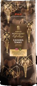 Kahawa Tembo Hela Bönor Mörkrost 1x1000g Arvid Nordquist KORT HÅLLBARHET