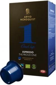 Espressokapsel The Proud One 1x16st Arvid Nordquist