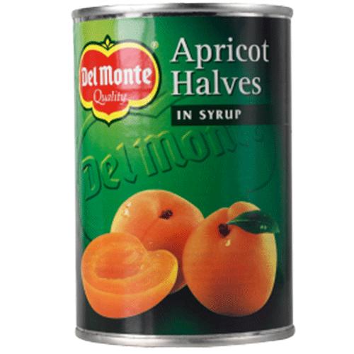 12st Aprikoshalvor i light syrup från Del Monte om 420g vardera billigt hos Kolonialvaror. Alltid bra pris på skafferivaror i storpack. Perfekt för catering storhushåll restaurang och café. Vi levererar till hela Sverige!