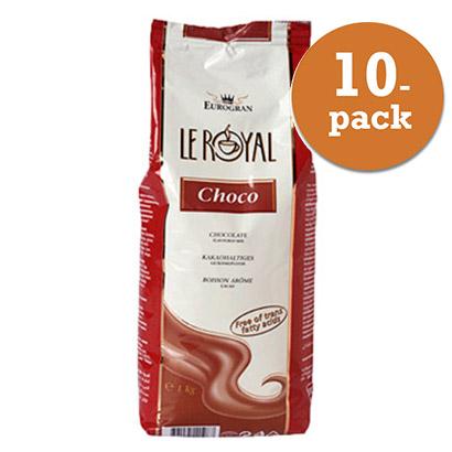 Chokladpulver Automat 10x1kg Le Royal