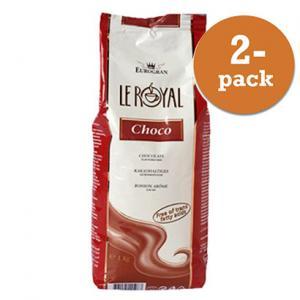 Chokladpulver Automat 2x1kg Le Royal