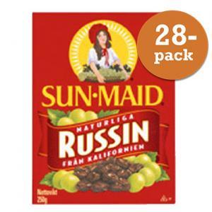 Russin Sun Maid 28x250g