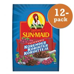 Korinter 12x100g Sun Maid