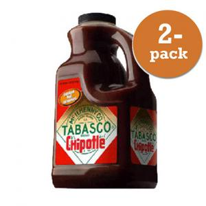 Tabasco Chipotle Sås 2x1,9l