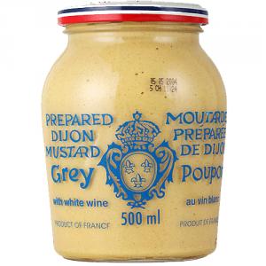 12st dijon senap från Grey Poupon om 500ml vardera billigt hos Kolonialvaror. Alltid bra pris på skafferivaror i storpack. Perfekt för catering storhushåll restaurang och café. Vi levererar till hela Sverige!
