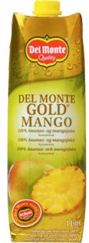 10st ananas/mango juice gold från Del Monte om 1liter vardera billigt hos Kolonialvaror. Alltid bra pris på skafferivaror i storpack. Perfekt för catering storhushåll restaurang och café. Vi levererar till hela Sverige!