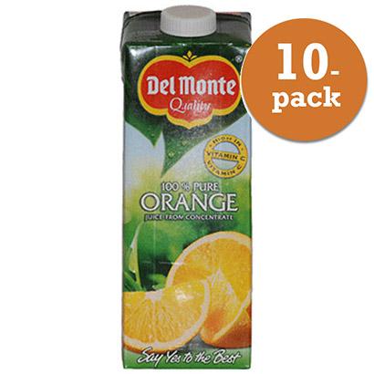 Apelsinjuice Del Monte 10x1l