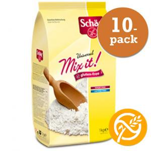 Mjöl Universal Mix It! Glutenfri Dr Schär 10x1kg