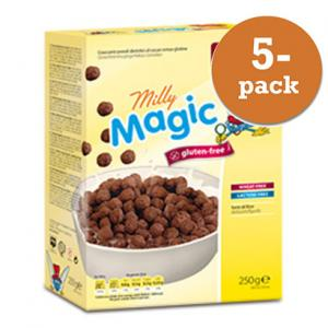 Flingor Milly Magic Glutenfritt Dr Schär 5x250g