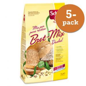Mjölmix B, Mörk Glutenfri 2x1kg Dr Schär