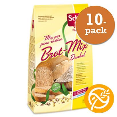 Mjölmix B, Mörk Glutenfri Dr Schär 10x1kg