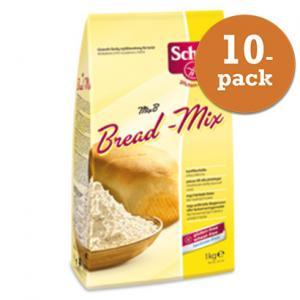 Mjölmix B, Bröd Glutenfri Dr Schär 10x1kg