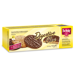 Digestive Choklad Glutenfri 6x150g Dr Schär