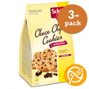 Chocolate Chip Cookies Glutenfri 3x200g Dr Schär