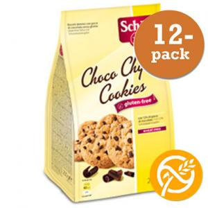 Chocolate Chip Cookies Glutenfri Dr Schär 12x200g
