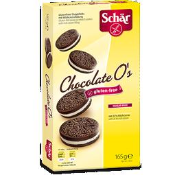 Chocolate O´S Glutenfri Dr Schär 12x165g