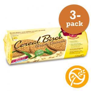 Cereal Bisco Glutenfri Dr Schär 3x220g
