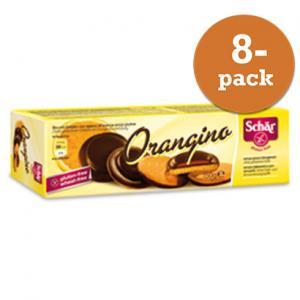 Orangino Glutenfri Dr Schär 8x150g