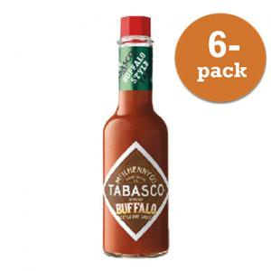 Tabasco Buffalo Sås 6x150ml