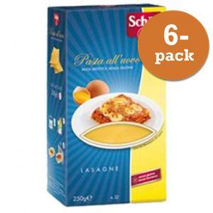 Lasagne Glutenfri Dr Schär 6x250g