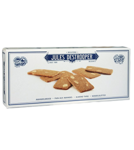 Almond Thins Jules Detrooper 12x100g