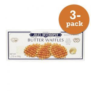 Butter Waffles Jules Detrooper 3x100g
