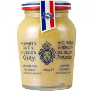 12st dijon senap från Grey Poupon om 215ml vardera billigt hos Kolonialvaror. Alltid bra pris på skafferivaror i storpack. Perfekt för catering storhushåll restaurang och café. Vi levererar till hela Sverige!