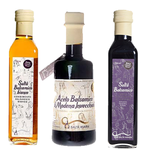 Balsamico Mix Saltå Kvarn 6x250ml