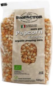 Popcorn Gula Eko 16x500g Biofactor