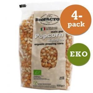 Popcorn Gula Eko 4x500g Biofactor