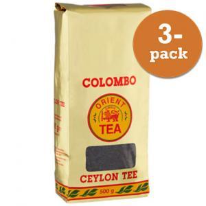 Te Ceylon 3x500g Colombo