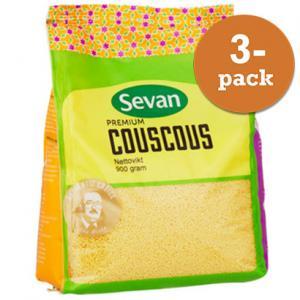 Couscous Premium 3x900g Sevan