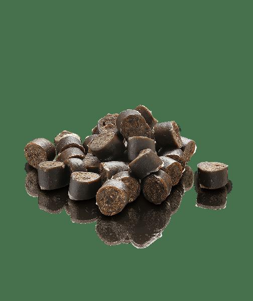 HUNDGODIS FINEST SLICED VENISON & DUCK 10x110G ESSENTIAL FOODS