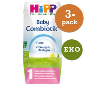 Baby Combiotik 1 Ready To Drink Eko 3x200ml Hipp